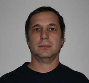 Pablo Meninato's passport photo.
